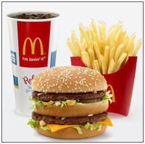 Free McDonald's Extra Value Meal to military and police ...