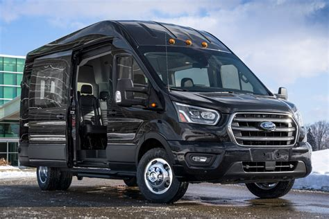 Ford Transit Awd by 2020 Ford Transit Awd Hiconsumption