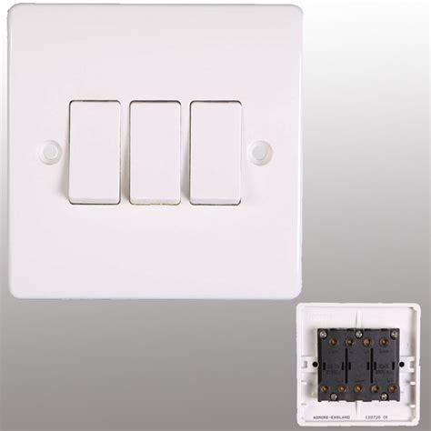 wall switch socket polished chrome sockets