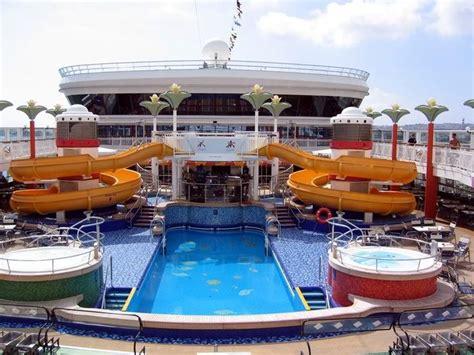 carnival pride cruise ship food carnival pride pool area cruise 2015 pinterest pride