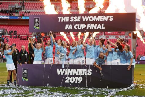 Manchester City: FA Women's Cup Quarter-Final with ...
