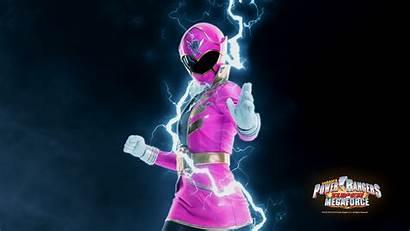 Megaforce Pink Super Ranger Power Rangers Emma