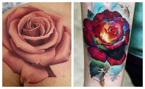 Dibujos De Tatuajes De Rosas Para Mujeres