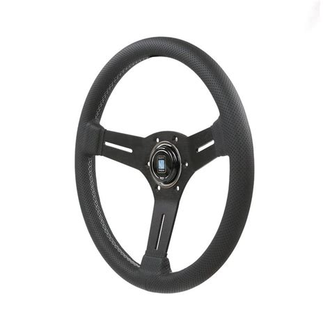 Volanti Sportivi Con Airbag by Nardi Competition Volante Sportivo In Pelle 330mm Em