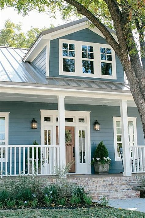 the blue fixer home decor exterior
