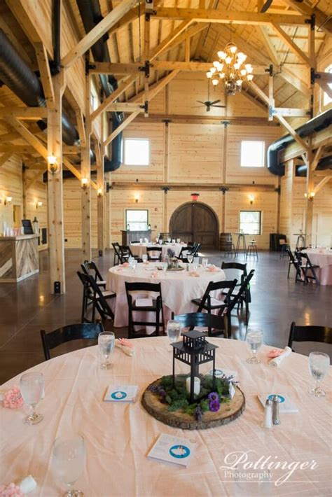 rolling meadows ranch  lebanon ohio wedding barn