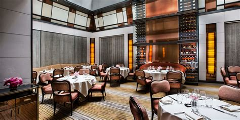 Restaurant & Bar At The Mark  Worldclass Dining By Jean
