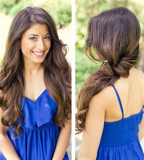 Simple Hairstyles for Long Hair: Awesome Choice for a Lazy
