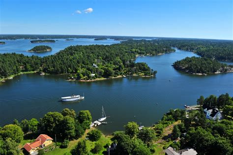 Stockholm Boat Tours by Stockholm Archipelago Boat Tour With Guide