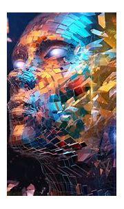 digital Art, Face, Abstract, DeviantArt Wallpapers HD ...