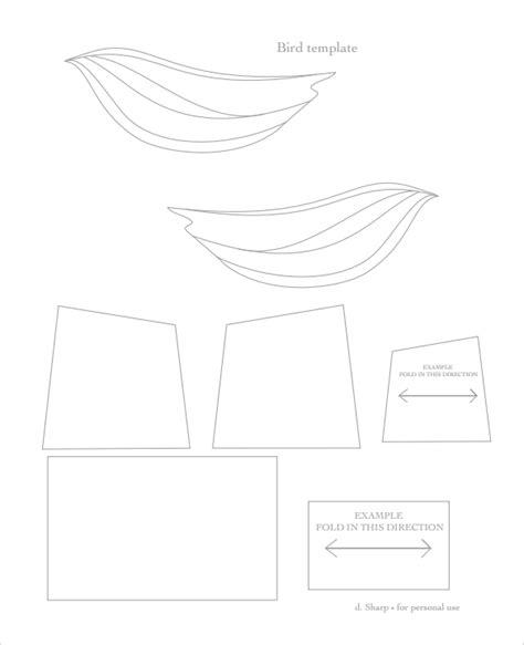 sample bird templates