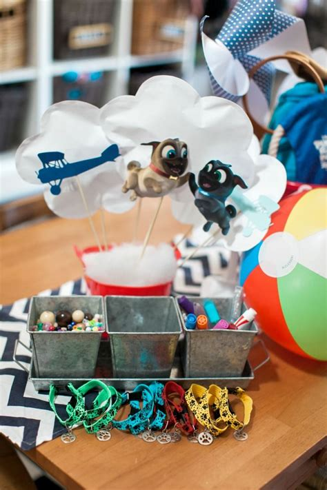 join    friyay puppy dog pals party   puppy