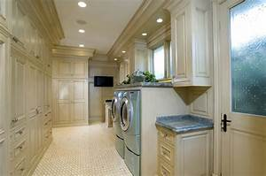 Floor To Ceiling Cabinets Laundry Room Traditional With