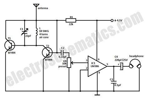 Small Radio Circuit