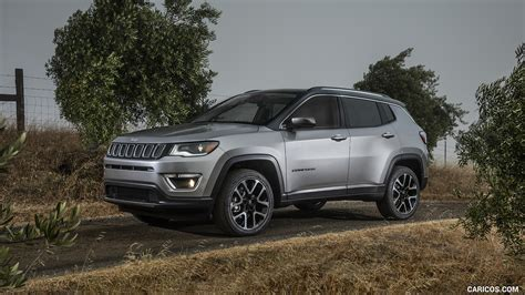 Jeep Compass Wallpapers by 2017 Jeep Compass Limited Front Three Quarter Hd