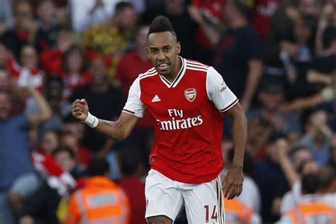 Pierre-Emerick Aubameyang Suggests North London Derby Draw ...