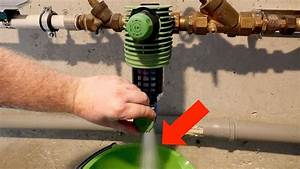 Wasserfilter Reinigen Hausanschluss : wasserfilter hausanschluss test erfahrungen u v m youtube ~ Buech-reservation.com Haus und Dekorationen