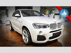 2015 BMW X4 with M Sport Package at Abu Dhabi dealer YouTube
