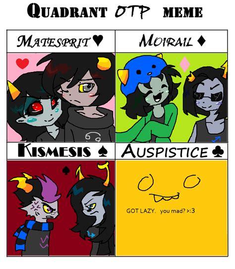 Homestuck Memes - homestuck quadrant meme by kanbashii kokoro on deviantart