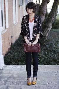 Ways to Wear a Kimono - thesassylife