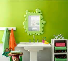 cool bathroom paint ideas cool green bathroom paint color with unique mirror also pedestal sink greencarehome