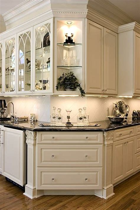 outside corner kitchen cabinets best 25 glass cabinet doors ideas on glass