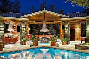 Awesome, Contemporary, Pool, House, That, Does, It, All
