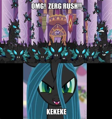 Zerg Rush Meme - image 373874 zerg rush know your meme