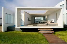 Beach House Design Modern Beach House In Peru IDesignArch Interior Design