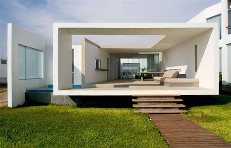 Modern Beach House In Peru  Idesignarch  Interior Design