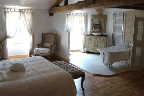 salle de dans chambre pour ou contre la salle de bain ouverte sur la chambre