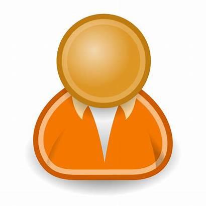 Person Svg Orange Emblem Pixels Wikimedia Commons