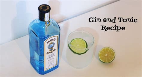 gin and tonic recipe how to mix the perfect gin and tonic recipe dishmaps