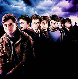 Harry Potter images Our dear Harry through the years ...