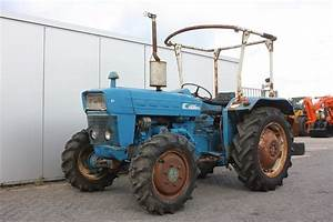 Ford 2000 4wd 1967 Agricultural Tractor