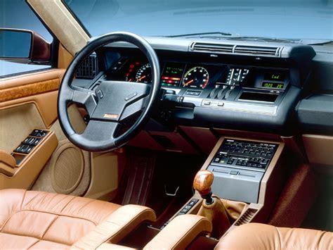 siege gt turbo renault 25 specs 1988 1989 1990 1991 1992