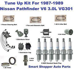 Tune Kit For Nissan Pathfinder Vge