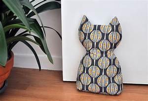 Cale Porte Tissu : faire un chat cale porte les tutos ~ Teatrodelosmanantiales.com Idées de Décoration