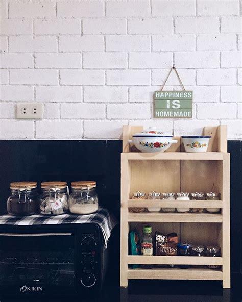 Tempat Bumbu Dapur Modern 42 model rak dapur minimalis modern terbaru 2019 dekor rumah