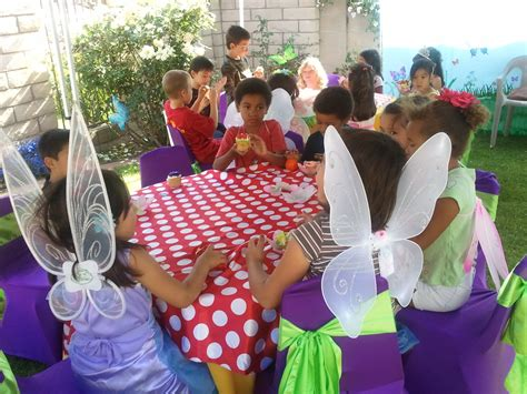 orange county party rentals garden fairy tea party theme kids birthday party ideas
