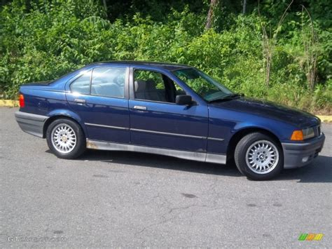Bmw 3 Series 318i 1994  Auto Images And Specification