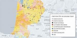Carnet Sud Ouest : carte l gislatives qui est arriv en t te dans les ~ Dode.kayakingforconservation.com Idées de Décoration