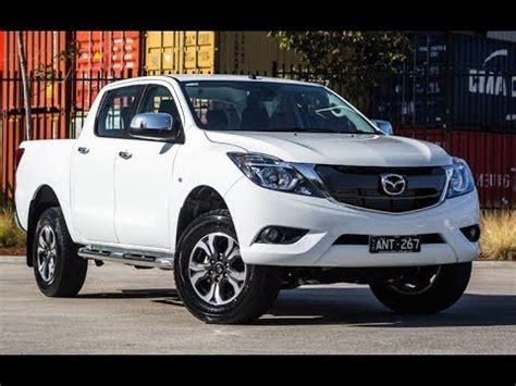 2018 Mazda Bt50 Thirdgen Pickup  Review Youtube