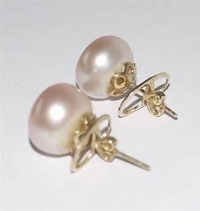 Grosse Boucle D Oreille : boucles d 39 oreilles avec grosse perle catawiki ~ Melissatoandfro.com Idées de Décoration