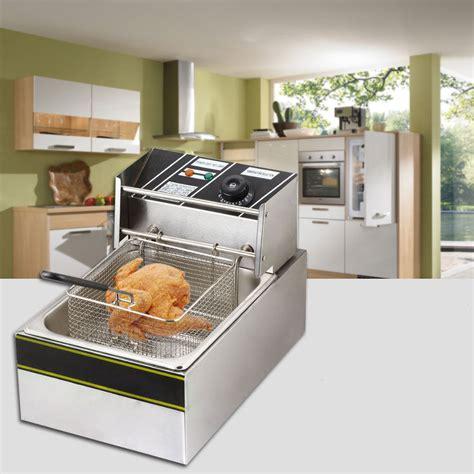 Countertop Fryers by 6l 2500w Electric Countertop Fryer Commercial Basket