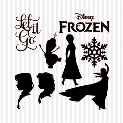 Available in png and vector. Disney Cutting Files | Joy Studio Design Gallery - Best Design