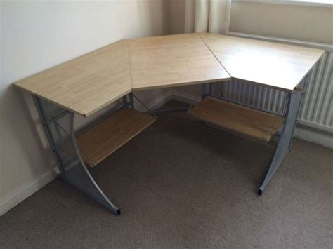large corner computer desk large corner computer desk with hutch three things to