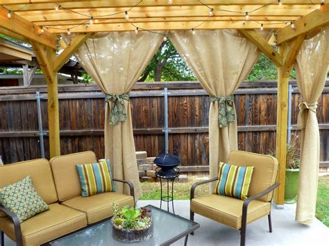 burlap covered furniture more sunday showcase features and last week 39 s giveaway