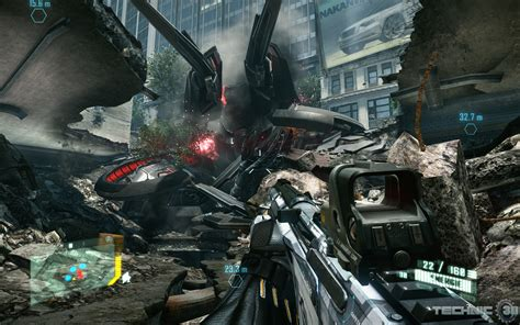 crysis  im test review technicd