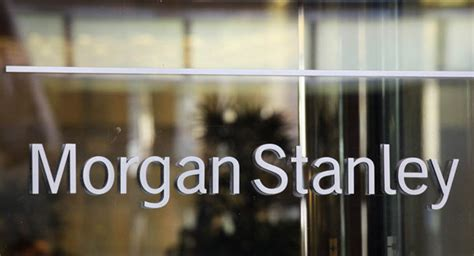 Morgan Stanley Says Employee Stole Client Data Long